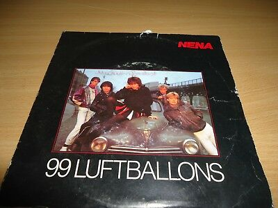 "Vinyl Single 7""   Nena / 99 Luftballons"