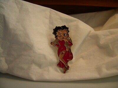 Pins,Girl Betty Boop,Comic Figur,aus den 40er / 50er Jahren