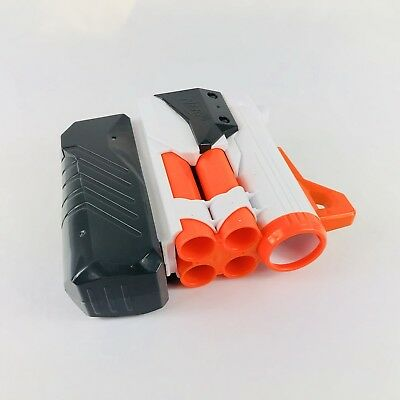 Nerf Modulus Tri Strike Barrel Mega Dart Gernade Launcher Attachment O1