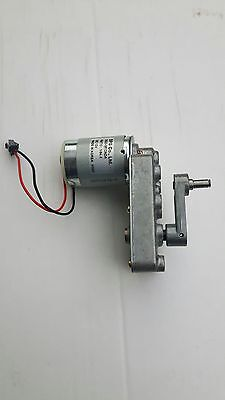 Gear Motor Direct Current Motor 6 12V Electric Motor with Removable Crank Handle