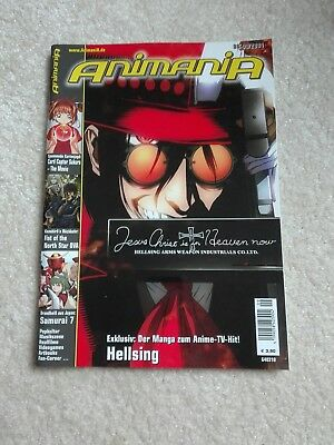 Animania Heft Nr. 08 - 09  / 2004  Anime Magazin