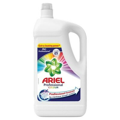 Ariel Professional Colour Washing Biological Laundry Detergent Liquid 100 Washes
