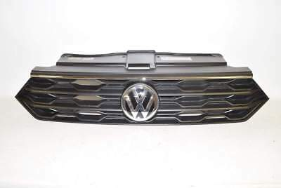 VW T-Roc A1 17- Grille Grill Grille noir chrome brillant