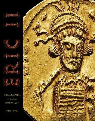 Eric Ii Newest Reference Book On Roman And Byzantine Coins
