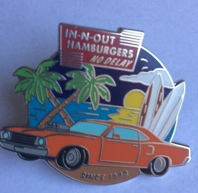 In-N-Out Burger Collectors Pin since 1948  In N Out