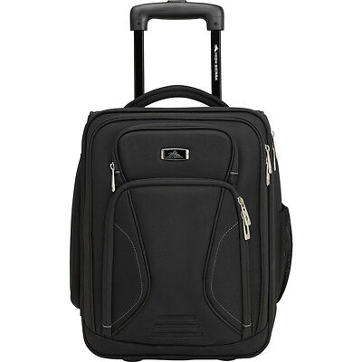 High Sierra Endeavor Wheeled Underseat Carry-On 4 Colors Softside Carry-On NEW