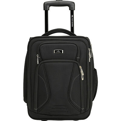 High Sierra Endeavor Wheeled Underseater Carry-On Softside Carry-On NEW