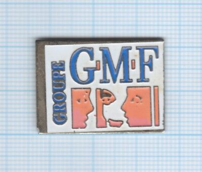 Pin's Assurances Groupe GMF