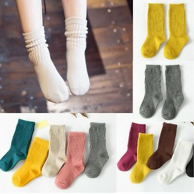 Age Years4-10 Hot Lovely New Toddlers Kids Girls Socks Cartoon Korean Style