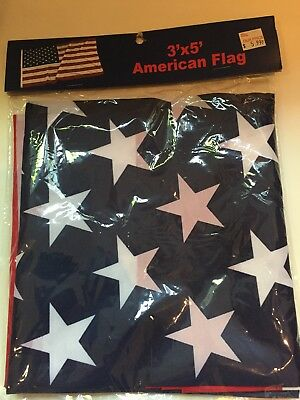 3x5 FT American Flag Thin Blue Line Patriotic 4th July
