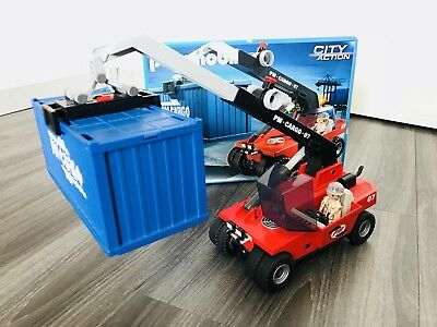 Playmobil City Action Containerstapler 5256