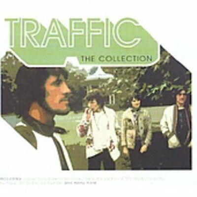 TRAFFIC - Collection / Traffic - CD - Import - **BRAND NEW/STILL SEALED**