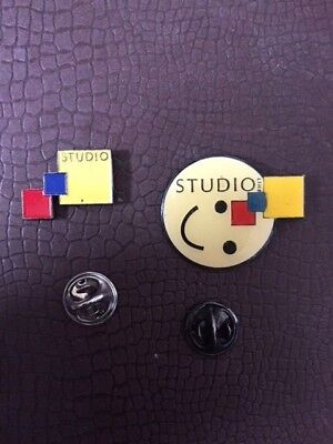 PINS RARE L'OREAL STUDIO VINTAGE PIN'S smiley