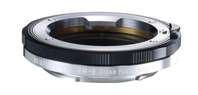 Voigtländer VM-E Close Focus Adapter(Nah-Systemadapter) Leica-M>Sony-E EXZELLENT