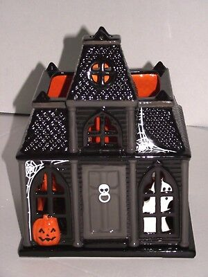 Slatkin 2010 Haunted House Luminary Limited Edition for Bath & Body Works