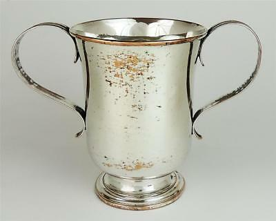 KING GEORGE III OLD SHEFFIELD PLATE LOVING CUP c1780