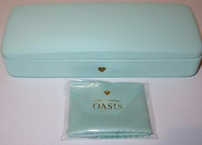 Oasis Glasses Or Sunglasses Case In Tiffany Blue   New