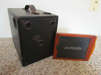 Vintage Antique? Large Box Camera