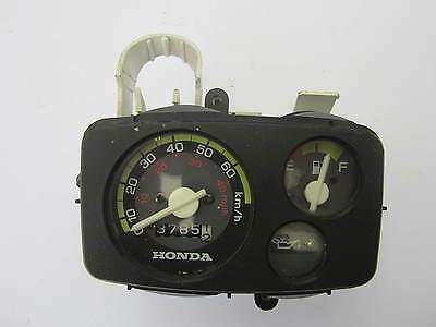 HONDA SXR 50 SFX50 CROSS SPORT INSTRUMENTS CLOCKS DASHBOARD 3785miles 1998 -1999