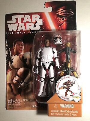 Star Wars The Force Awakens Finn (StormTrooper) 3.75 inch action figure
