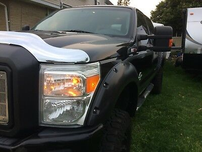 "Ford: F-250 LIFTED SUPER DUTY OUTLAW LEATHER PACKAGE 2011 FORD F-250 SUPER DUTY,, 4X4, 37"" TIRES, LIFTED 6"", OUTLAW LEATHER"
