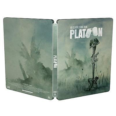 Platoon (Limited Edition Steelbook)(Blu-ray)(Region A)