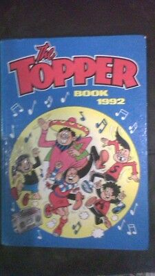 The Topper Book 1992 Vintage Annual