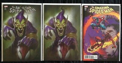Amazing Spider-Man #799 and #800 | Includes Lucio Parrillo Variant Set