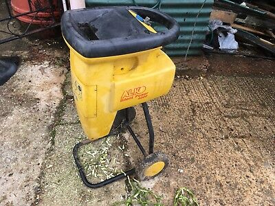 Al-Ko 4000 Garden Shredder