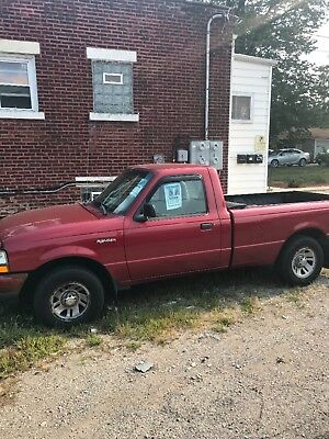 1998 Ford Ranger  Ford Ranger Sport well takin care of