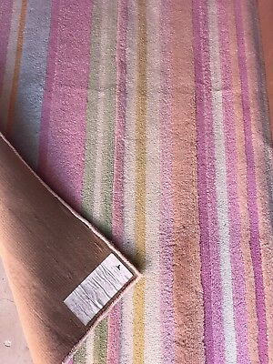 Pottery Barn Kids 8x10 Wool Area Rug 100% AUTHENTIC PB
