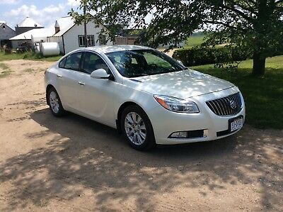 2012 Buick Regal Premium 1 2012 One Owner Buick Regal