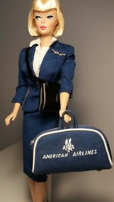 Vintage Barbie American Airline Stewardess #984 from the 1960s