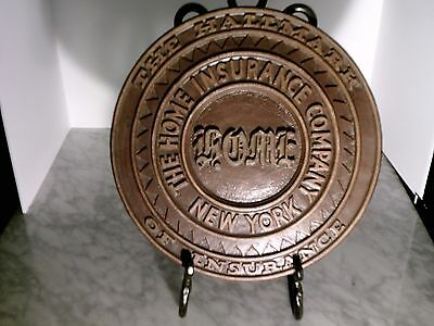 banking&insurancecollectibles,insurance signs,vintageinsurancesigns