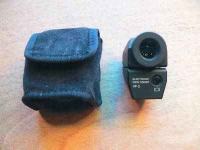 Nice Black Olympus Electronic View Finder VF-2 with Case