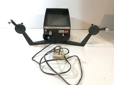 Vintage Ediray Muray 8Mm Film Editor / Viewer Machine : Untested Spares/repair