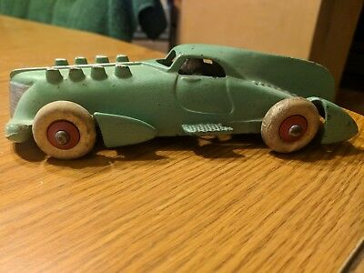 vintage hubley cast iron race car