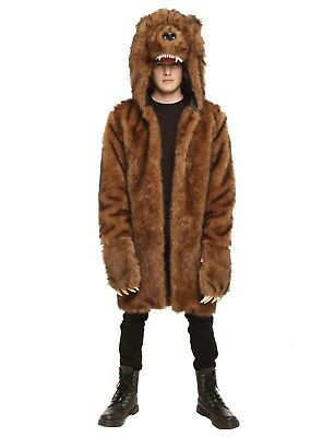 Official Comedy Central Workaholics Bear Coat
