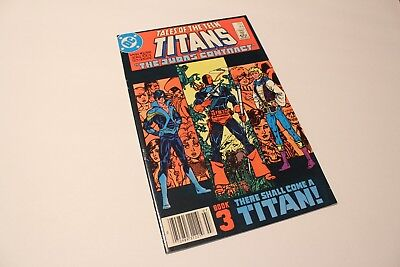 Tales Of The Teen Titans #44 Nm/vf 9.0 Mt 9.2 Mt 9.4 (1St Deathstroke/nightwing)