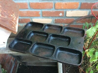 vintage Cast Iron Muffin Pan
