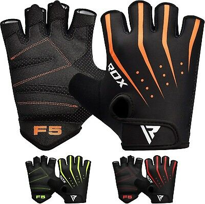 OrangeGym Weight Lifting Gloves Workout Fitness Bodybuilding Breathable Wrist
