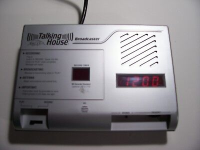 Talking House Broadcaster