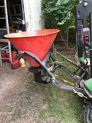 3 point spreader for tractor