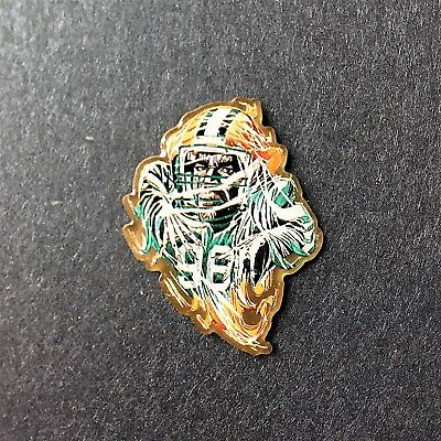 Coke NFL Sean Jones Green Bay Packers Monsters of the Gridiron Pin US Ships Free