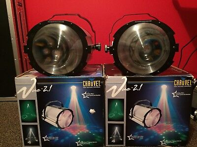 Chauvet Vue 2.1 Special Effects DJ Light - Great Condtion