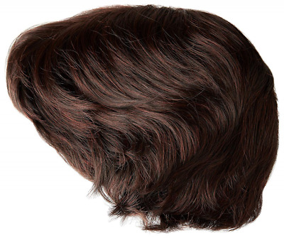 Forever Young Short Copper Red Dark Brown Number 4/35 Ladies 2-Tone Boycut Style