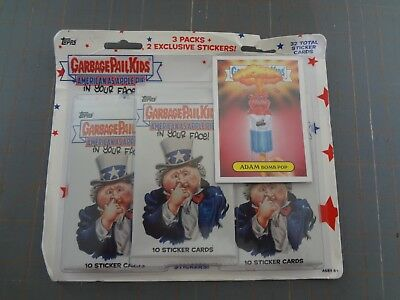Garbage Pail Kids Cards New in Package