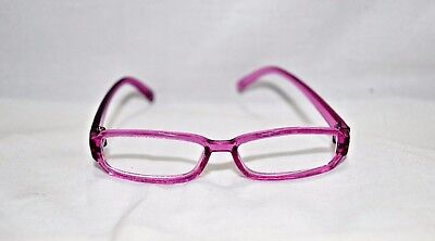 American Girl Doll Our Generation Journey 18 Dolls Clothes Purple Glasses