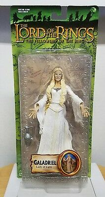 LORD OF THE RINGS: GALADRIEL ENTRANCED FACTORY SEALED BOXED FIGURE TOYBIZ