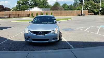 2010 Nissan Altima 2.5S 2010 NISSAN ALTIMA 2.5S No accident 2 Owner Clean Carfax Paint in Great shape AC